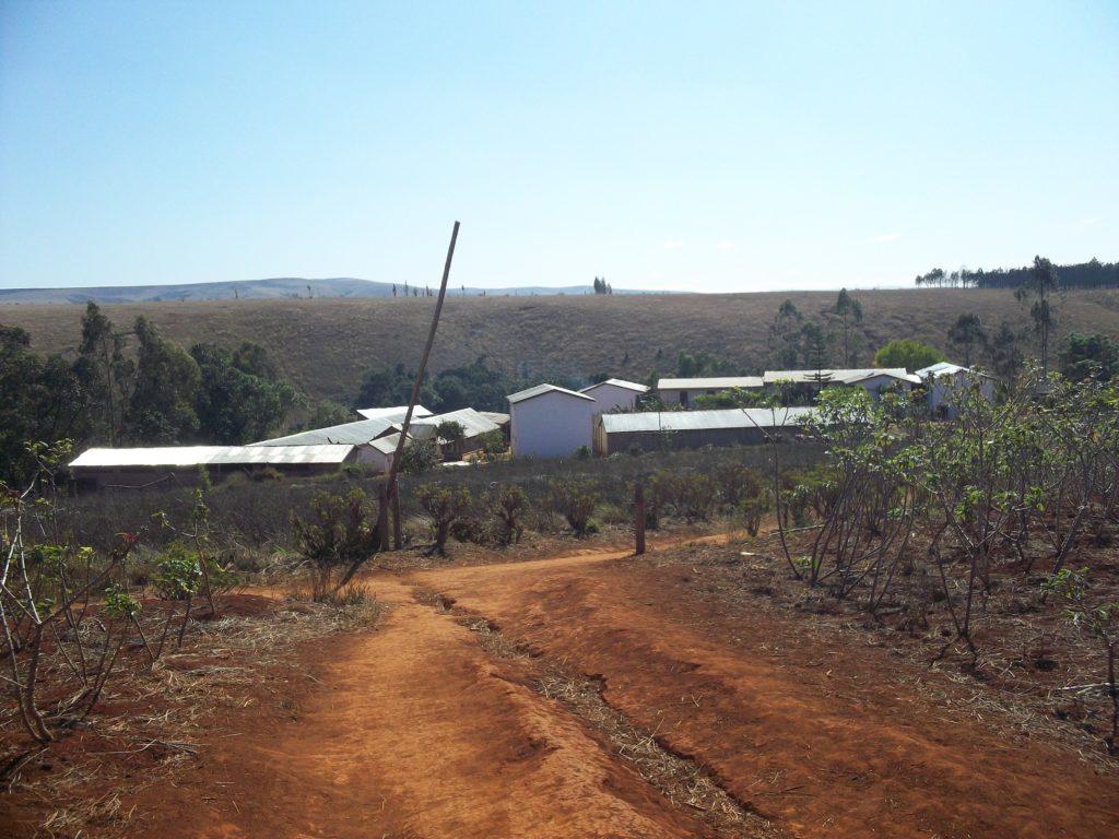 Ferme de Befoza - Madagascar